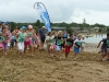 Kids 1km Fun Run on Ti Beach, Paihia